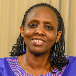 DR. AGNES KALIBATA, PRESIDENT, ALLIANCE FOR A GREEN REVOLUTION IN AFRICA (AGRA)