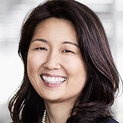 AUDREY CHOI, CEO, INSTITUTE FOR SUSTAINABLE INVESTING, MORGAN STANLEY
