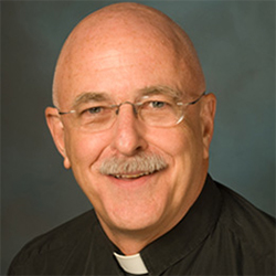 FR. THOMAS MCCLAIN, GENERAL TREASURER, SOCIETY OF JESUS