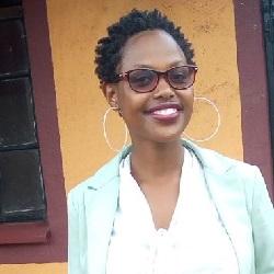 Lilian Omoke, Associate Amazon Web Services Systems Operations Administrator, Digital Divide Data