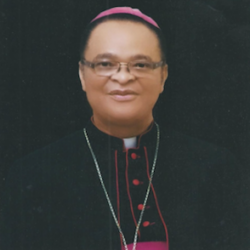 His Excellency, Lucius Iwejuru Ugorji, Bishop of Umuahia, President, Justice, Peace, and Development Commission, Regional Episcopal Conference of West Africa