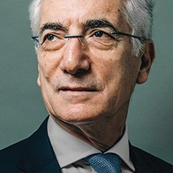 Sir Ronald Cohen, Chairman, Global Steering Group for Impact Investment and The Portland Trust