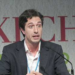 Tomás Insua, Co-Founder & Executive Director, Global Catholic Climate Movement