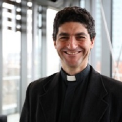 Rev. Augusto Zampini Davies, PhD, Director of Development & Faith, Dicastery for Promoting Integral Human Development